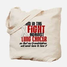 In The Fight 1 LC (Grandchildren) Tote Bag