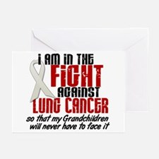 In The Fight 1 LC (Grandchildren) Greeting Cards (