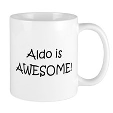 Cute Aldo Mug