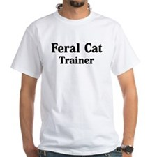 Feral Cat trainer Shirt