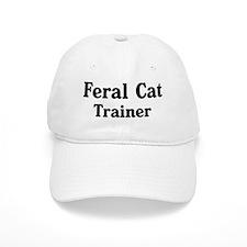 Feral Cat trainer Cap