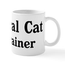 Feral Cat trainer Mug