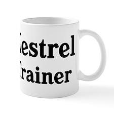 Kestrel trainer Small Mug