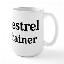 Kestrel trainer Mug