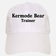 Kermode Bear trainer Baseball Baseball Cap