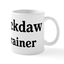 Jackdaw trainer Small Mug