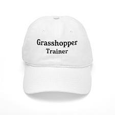 Grasshopper trainer Baseball Cap