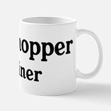 Grasshopper trainer Mug