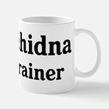 Echidna trainer Mug