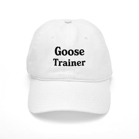Goose trainer Cap