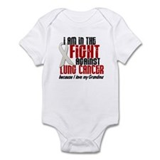 In The Fight 1 LC (Grandma) Infant Bodysuit