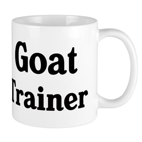 Goat trainer Mug