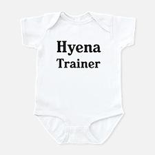 Hyena trainer Infant Bodysuit