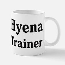 Hyena trainer Mug