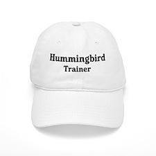Hummingbird trainer Baseball Cap