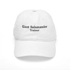 Giant Salamander trainer Baseball Cap