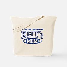 Proud EMT's Mom Tote Bag