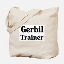 Gerbil trainer Tote Bag