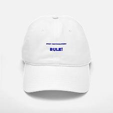Sport Photographers Rule! Baseball Baseball Cap