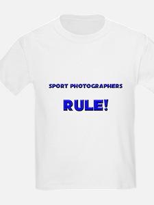 Sport Photographers Rule! T-Shirt