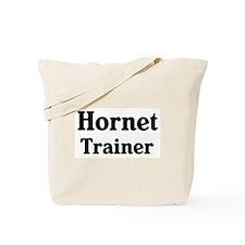 Hornet trainer Tote Bag