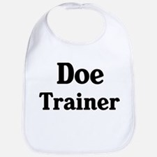 Doe trainer Bib
