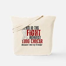 In The Fight 1 LC (Grandpa) Tote Bag