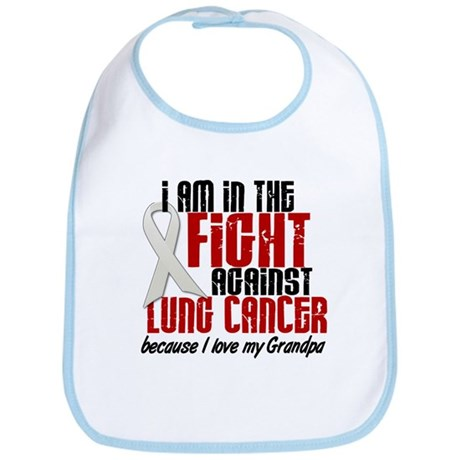In The Fight 1 LC (Grandpa) Bib
