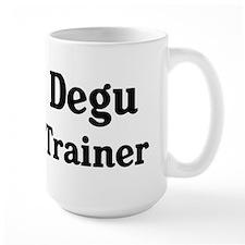 Degu trainer Mug
