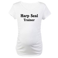 Harp Seal trainer Shirt