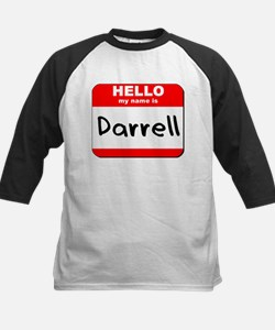 Hello my name is Darrell Tee