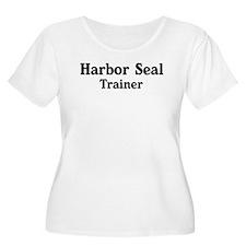 Harbor Seal trainer T-Shirt