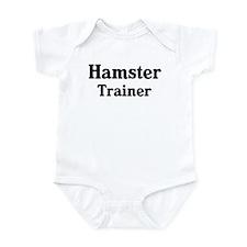 Hamster trainer Infant Bodysuit