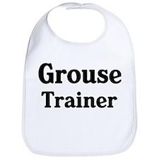 Grouse trainer Bib