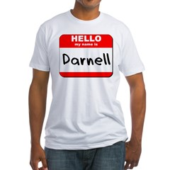 Hello my name is Darnell Shirt