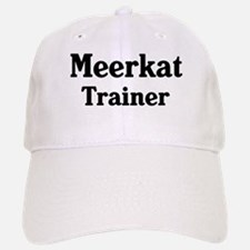 Meerkat trainer Cap