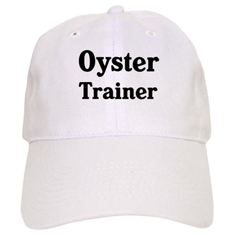 Oyster trainer Cap