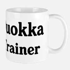 Quokka trainer Mug