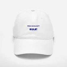 Speech Pathologists Rule! Baseball Baseball Cap