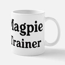 Magpie trainer Mug