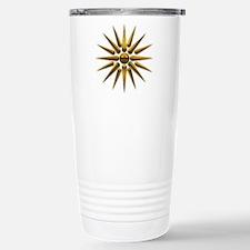 Macedonia Vergina Star Travel Mug