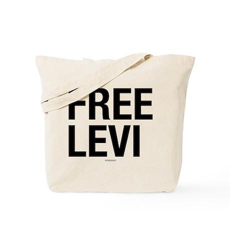 Free Levi Tote Bag