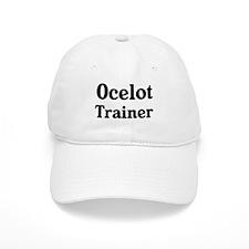 Ocelot trainer Baseball Cap