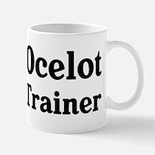 Ocelot trainer Mug