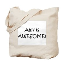 Unique Amy Tote Bag