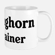 Longhorn trainer Mug