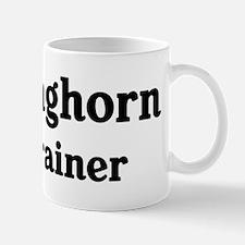 Longhorn trainer Small Small Mug