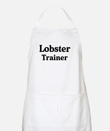Lobster trainer BBQ Apron