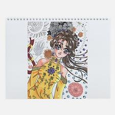 Anime/Manga Wall Calendar