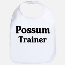 Possum trainer Bib